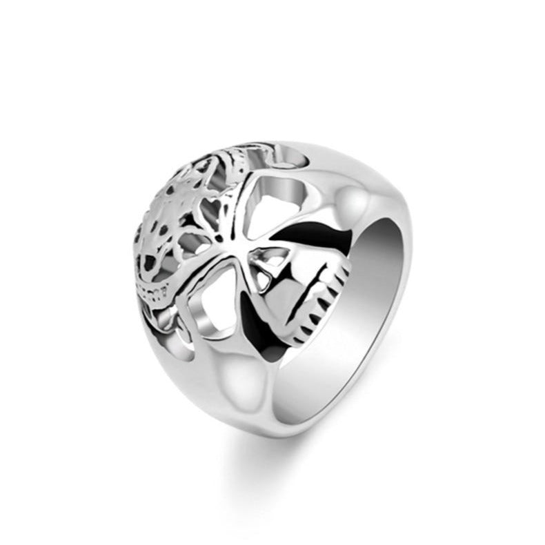 Cycolinks Punk Rock Skull Ring - Cycolinks