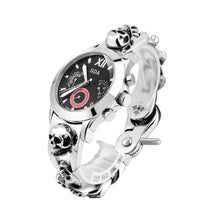 Load image into Gallery viewer, Cycolinks Japanese Movement Quartz Skull Watch - Cycolinks