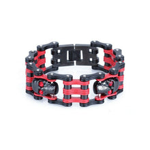 Load image into Gallery viewer, Cycolinks Extreme Skull Bracelet - Cycolinks