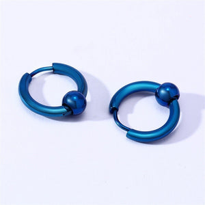 Cycolinks Hoop Earrings - Cycolinks