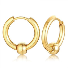 Load image into Gallery viewer, Cycolinks Hoop Earrings - Cycolinks