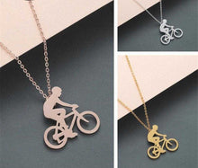 Load image into Gallery viewer, Cycolinks Bike Necklace - Cycolinks