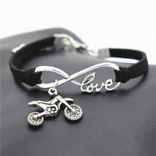 Load image into Gallery viewer, Handmade Motorbike Love Bracelet - Cycolinks