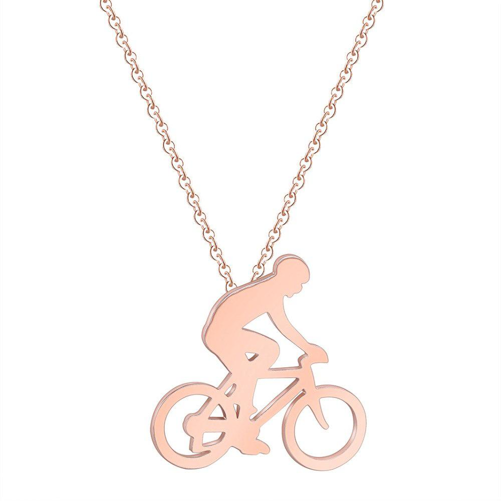 Cycolinks Bike Necklace - Cycolinks
