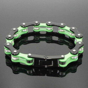 Cycolinks Emerald Crystal Bracelet - Cycolinks