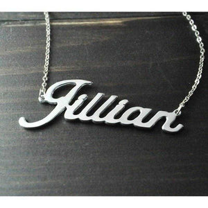 Cycolinks Personalised Name Necklace - Cycolinks