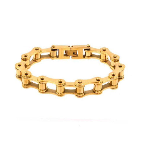 Cycolinks Stealth Gold Bracelet - Cycolinks