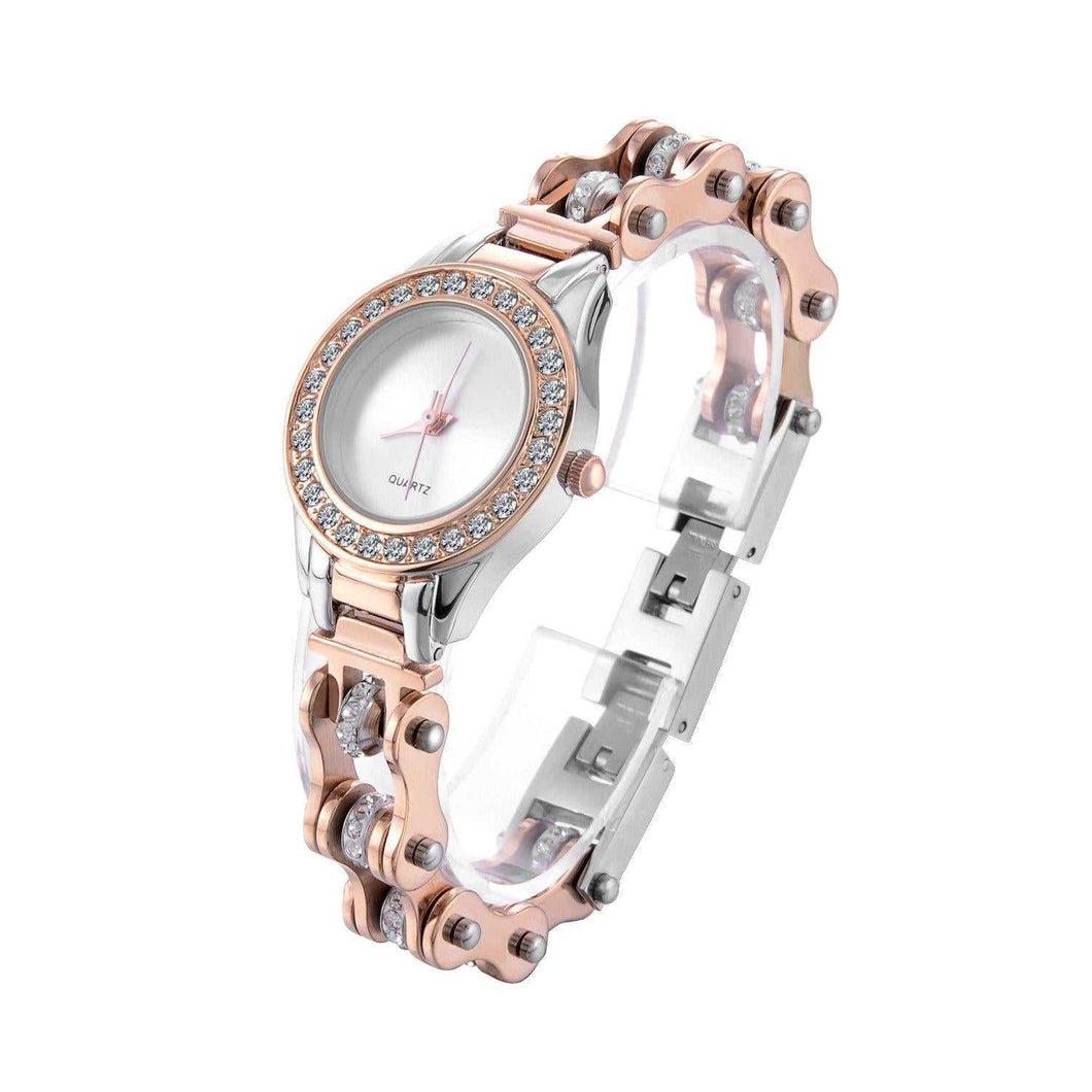 Cycolinks Crystal Quartz Watch - Cycolinks