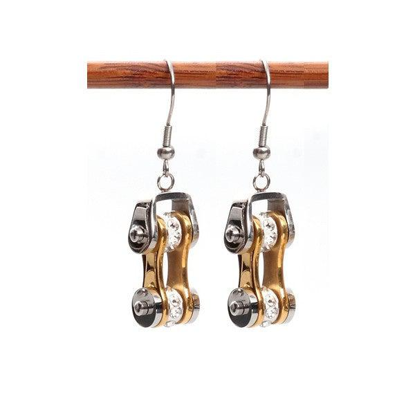 Cycolinks Chain Link Earrings - Cycolinks