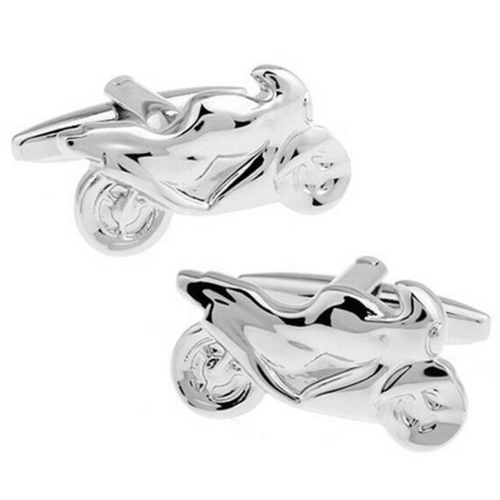 Cycolinks Motorcycle Cuff Links - Cycolinks
