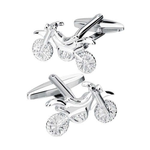 Cycolinks Motorcross Cuff Links - Cycolinks