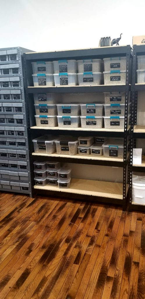 Keffa Coffee is organized!