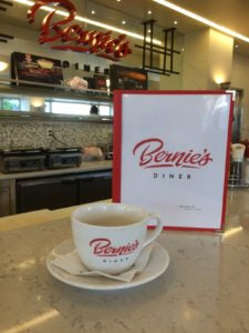 Visit Bernie's Diner at the Northern Hotel in Billings Montana for a great cup of coffee!
