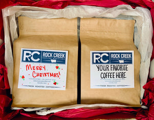 2 12oz Coffee Bags
