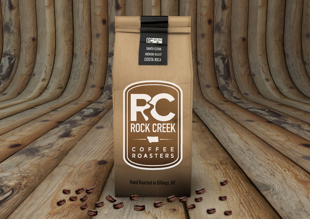 Costa Rica Santa Elena Medium Roast