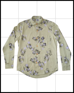 Flower Shirt 1Pocket
