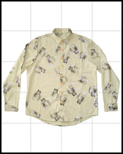 Load image into Gallery viewer, Flower Shirt 2Pocket