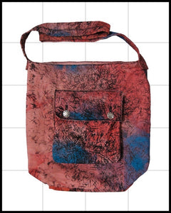 Sedona Cross Body Tote Bag