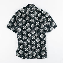 Load image into Gallery viewer, BBQ Shirt - Night Daisy