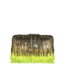 Load image into Gallery viewer, Mojito Ombre Clutch