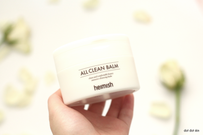 WHY YOU NEED A KOREAN CLEANSING BALM IN YOUR LIFE