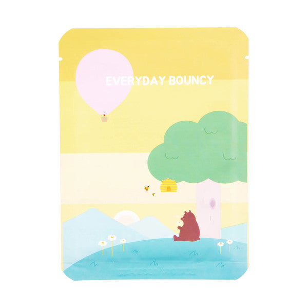 package every day bouncy sheet mask