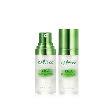 isntree cica relief ampoule