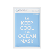 Load image into Gallery viewer, keep cool and ocean mask