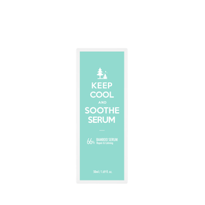keep cool soothe bamboo serum ingredients