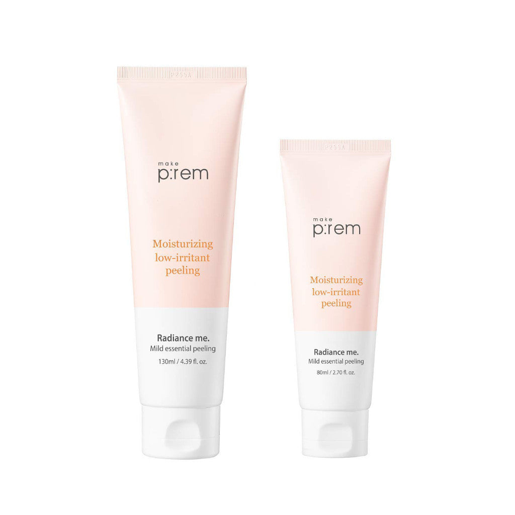 make prem mild essential peeling