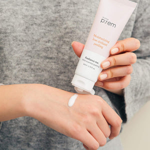 make p:rem moisturizing low irritant peeling