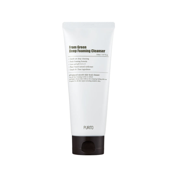 Purito from deep foaming cleanser