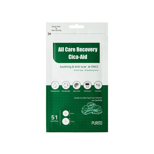 Purito all care recovery cica aid