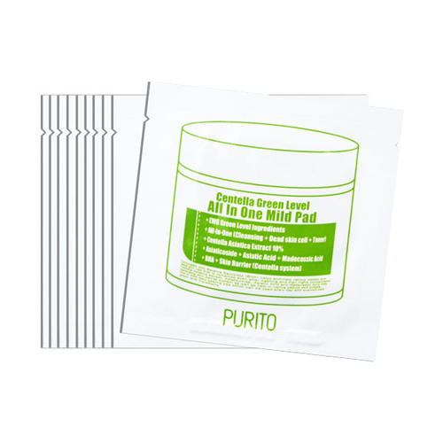 purito all in one mild pads