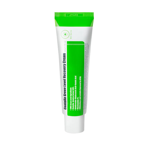 Purito Centella Recovery Cream with 50% centella asiatica.