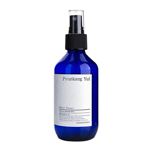 Mist toner Pyunkangyul, water type spray toner, formulated with 91.9% Coptis Japonica Root Extract.