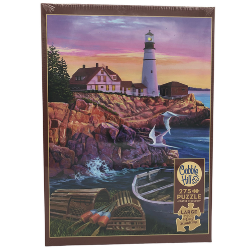 275-Piece Easy Handling Jigsaw Puzzle by Cobble Hill