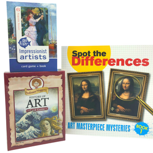 Art History Games Kit