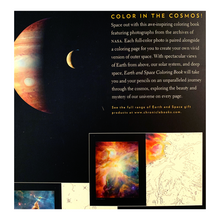 Load image into Gallery viewer, Earth + Space Coloring Book