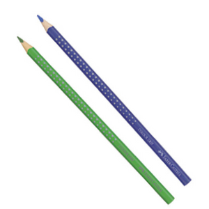 Faber-Castell - 12 GRIP Colored EcoPencils