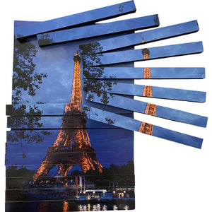 Large 17-Piece Stick Puzzle