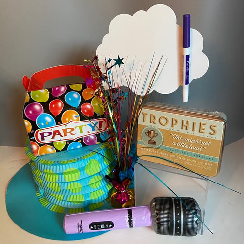 Virtual Party Kit: Trophies
