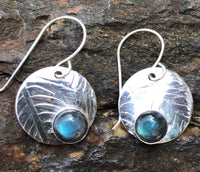 Leaf Pattern Earrings