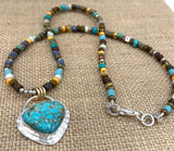 Earthy Boho necklace