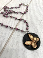 Dreaming of Butterflies Necklace