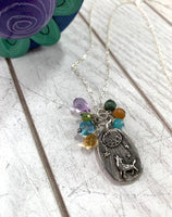 Sing a song necklace