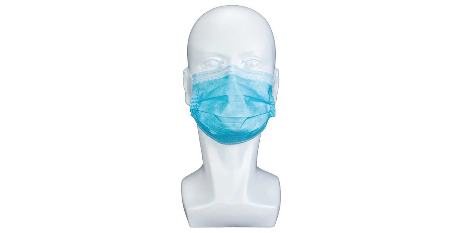 3 Ply Surgical Mask (Pack of 50) - Isospec Health