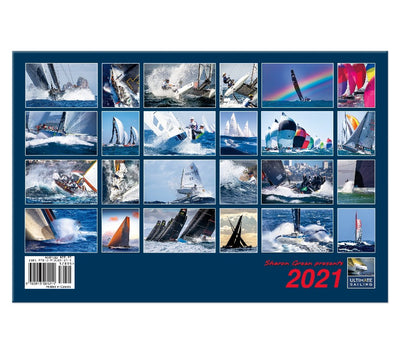 2021 Ultimate Sailing Calendar