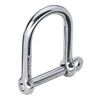 "Harken 3/16"" 5mm Large Open Shackle"