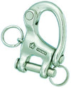 "Wichard 3 3/8"" Clevis Pin Snap Shackle"